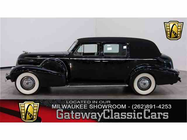 1939 Cadillac 7 Passenger Touring W/ Trunk | 956052