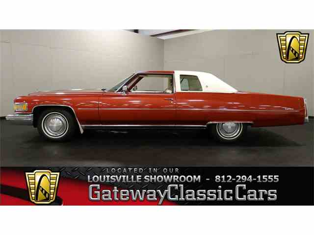 1976 Cadillac DeVille | 956053