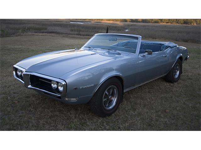 1968 Pontiac Firebird | 956061