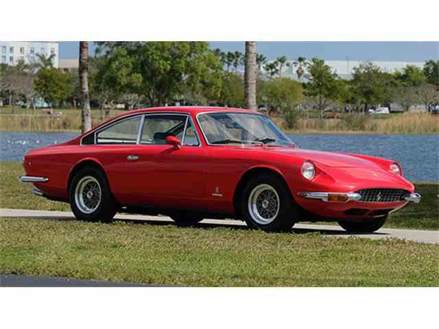 1970 Ferrari 365 GT 2 + 2 | 956062