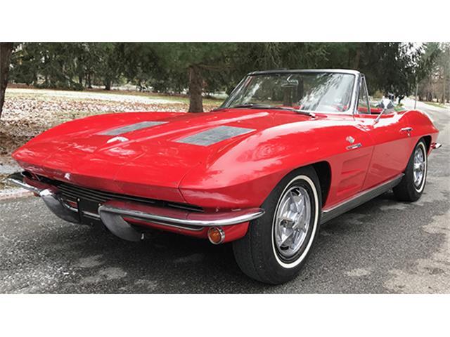 1963 Chevrolet Corvette | 956064