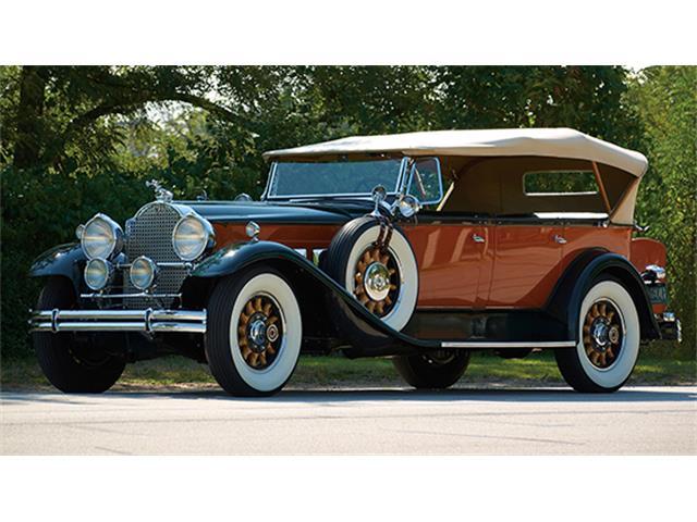 1930 Packard Deluxe Eight Seven-Passenger Phaeton | 956066