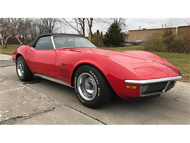1971 Chevrolet Corvette | 956067
