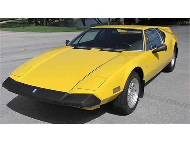 1973 DeTomaso Pantera | 956068