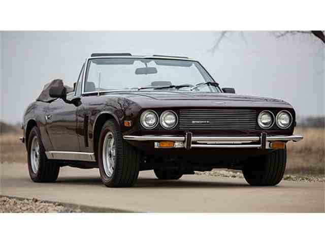 1974 Jensen Interceptor III Convertible | 956071