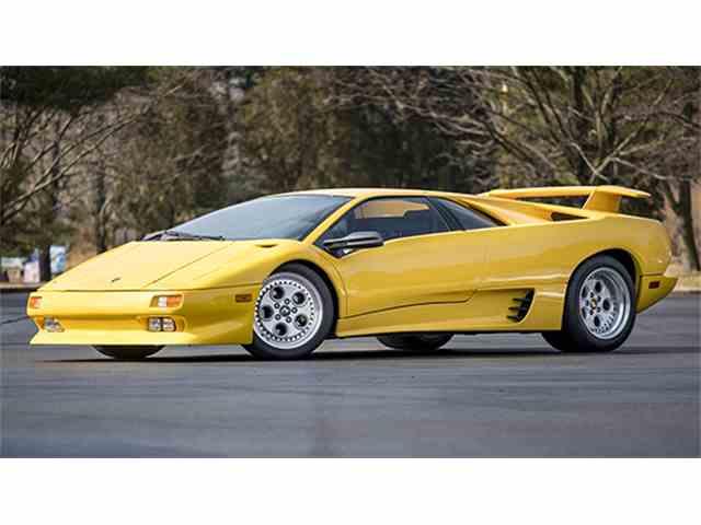 1991 Lamborghini Diablo | 956075