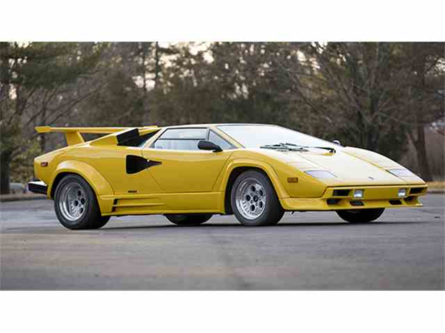 classifieds for 1988 to 1990 lamborghini countach 8 available. Black Bedroom Furniture Sets. Home Design Ideas