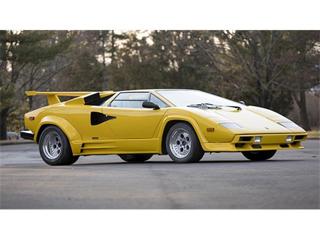 1988 Lamborghini 5000 Quattrovalvole | 956077