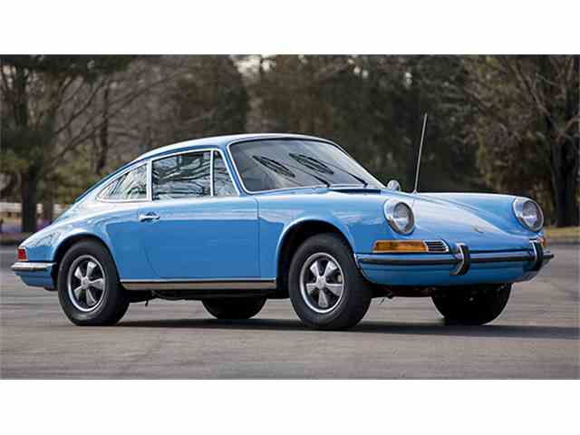 1970 Porsche 911 T 'Sportamatic' Coupe | 956078