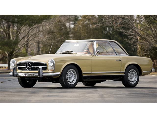 1964 Mercedes-Benz 230SL | 956080