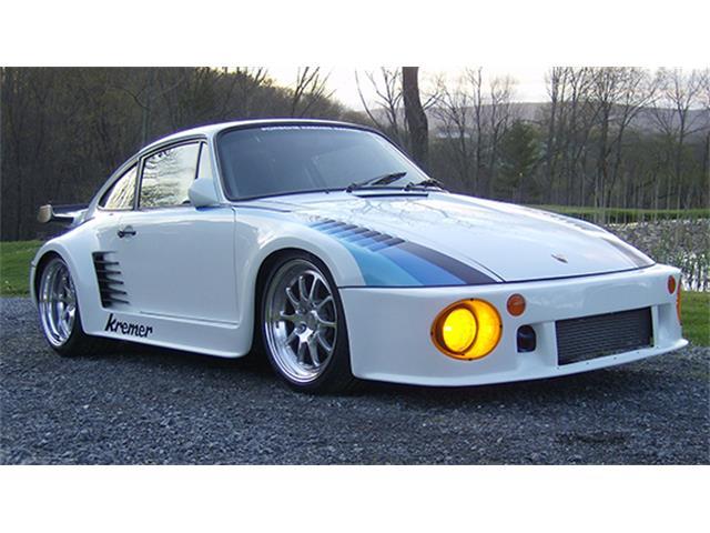 1978 Porsche Kremer 930 Coupe   956082