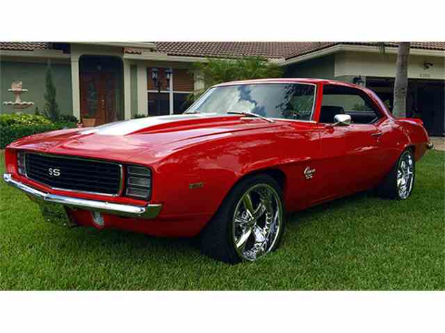 1969 Chevrolet Camaro SS Sport Coupe | 956083