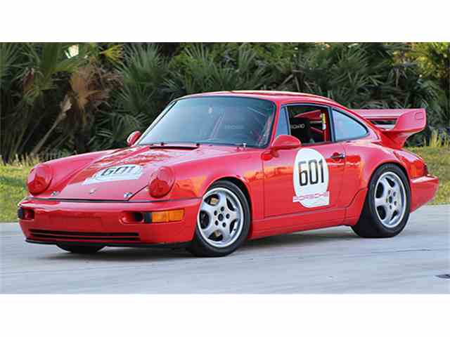 1992 Porsche 911 Carrera Cup Car | 956086