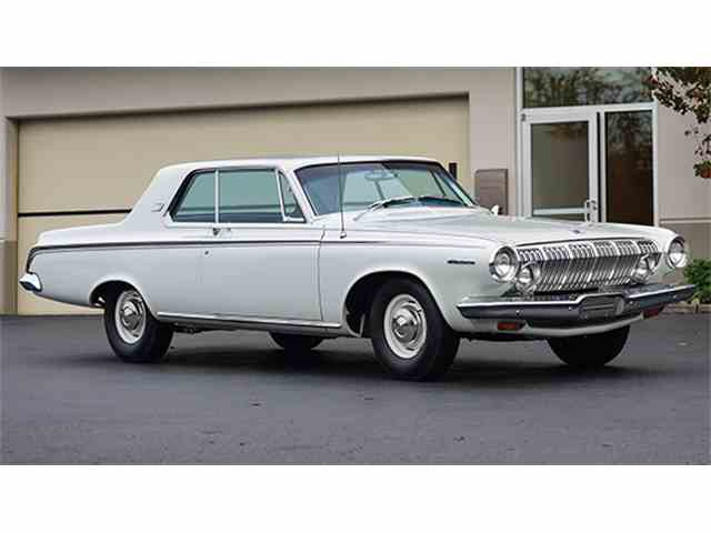 1963 Dodge Polara Max Wedge Two-Door Hardtop | 956087