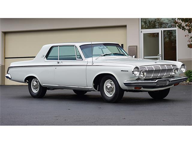 1963 Dodge Polara Max Wedge Two-Door Hardtop | 956087