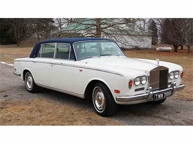 1972 Rolls-Royce Silver Shadow Saloon | 956088