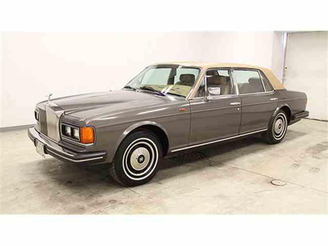 1985 Rolls-Royce Siver Spur Saloon | 956089