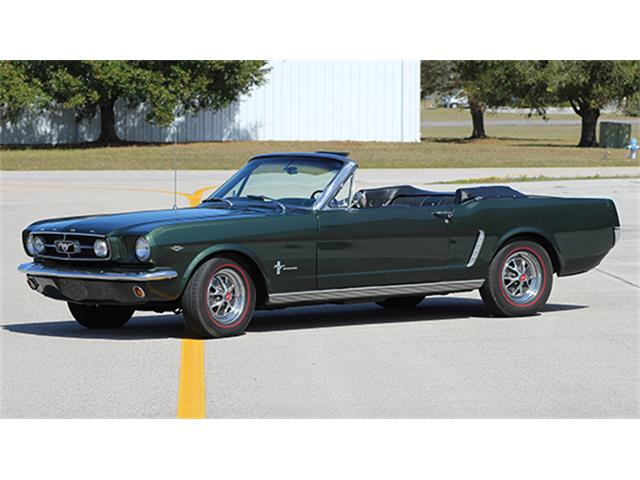 1966 Ford Mustang   956091
