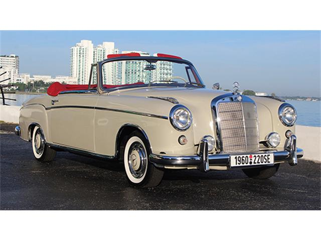 1960 Mercedes-Benz 220SE Cabriolet | 956092