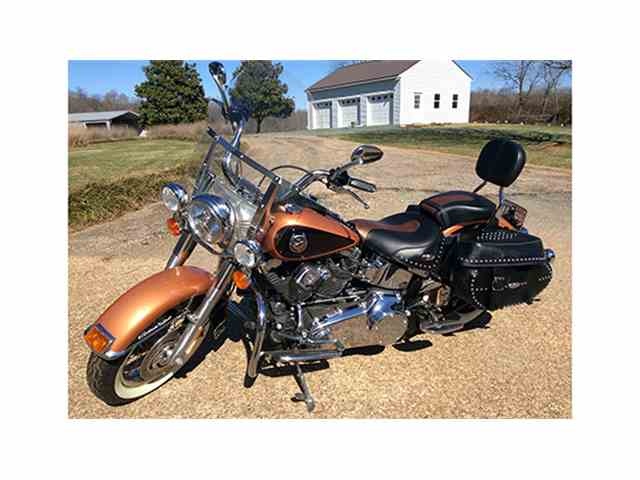 2008 Harley-Davidson Heritage 105th Anniversary Softail Motorcycle | 956096