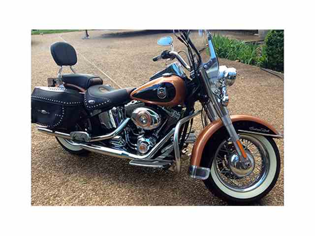2008 Harley-Davidson Heritage 105th Anniversary Softail | 956096