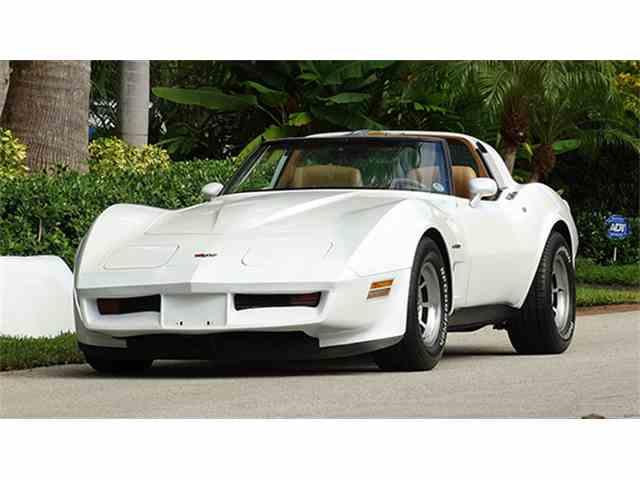 1982 Chevrolet Corvette | 956101