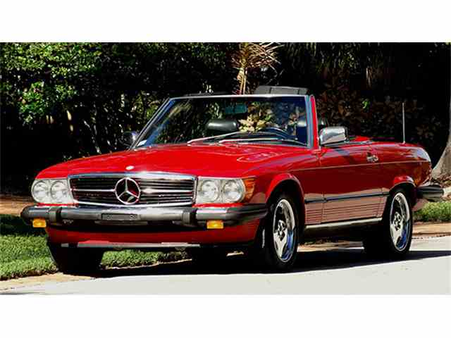1989 Mercedes-Benz 560SL | 956102