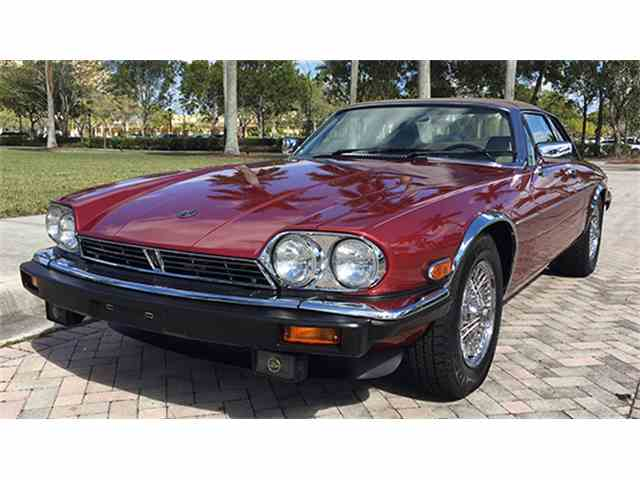 1987 Jaguar XJS-C Cabriolet | 956106