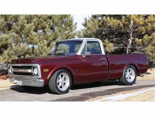 1969 Chevrolet C/K 10 | 956132