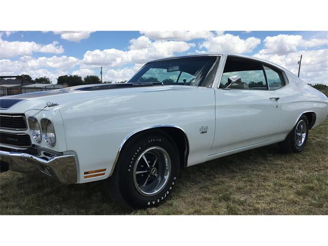 1970 Chevrolet Chevelle SS | 956134
