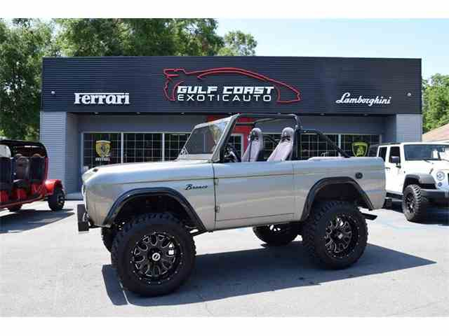 1972 Ford Bronco | 956139