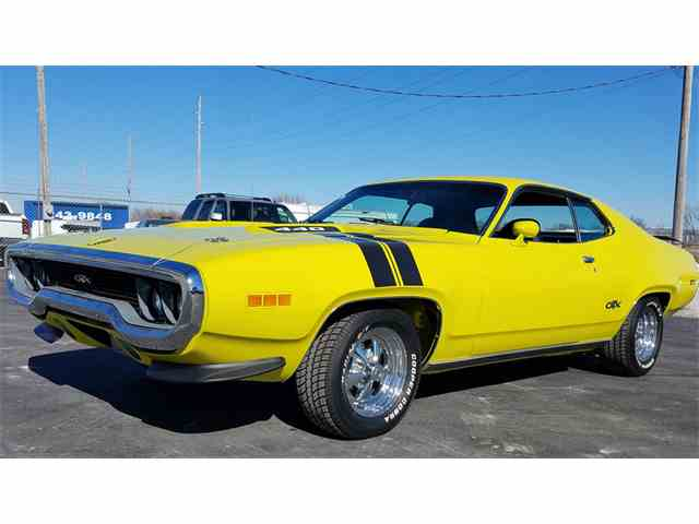 1971 Plymouth GTX | 956140