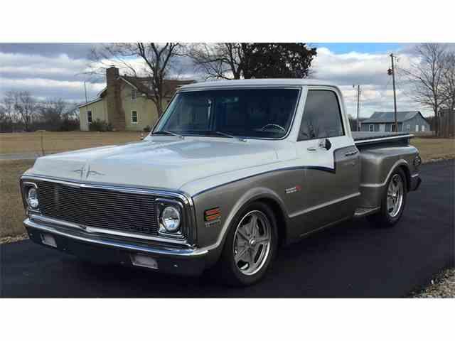 1972 Chevrolet C/K 10 | 956141