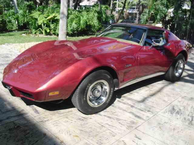 1975 Chevrolet Corvette | 956142