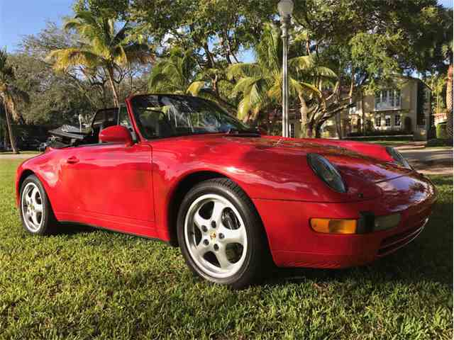 1995 Porsche 911 993 C2 | 956147