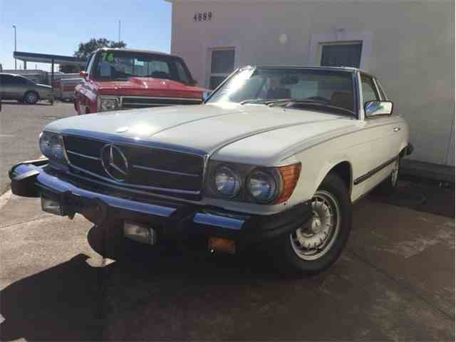 1982 Mercedes-Benz 380SL | 956156