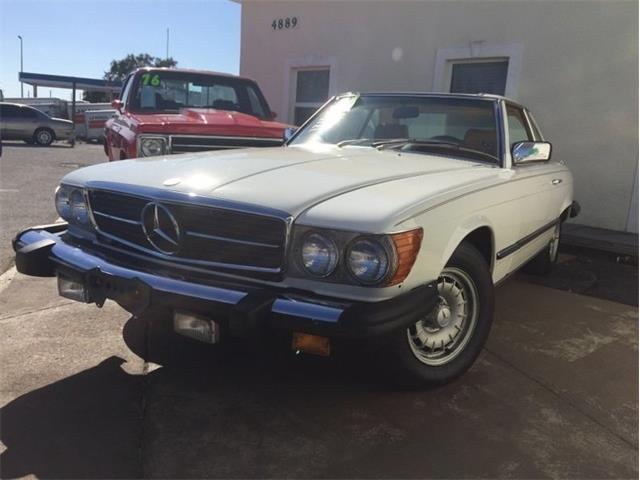 1982 Mercedes-Benz 380SL | 956156