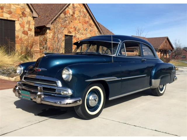 1951 Chevrolet Styleline Deluxe | 956166