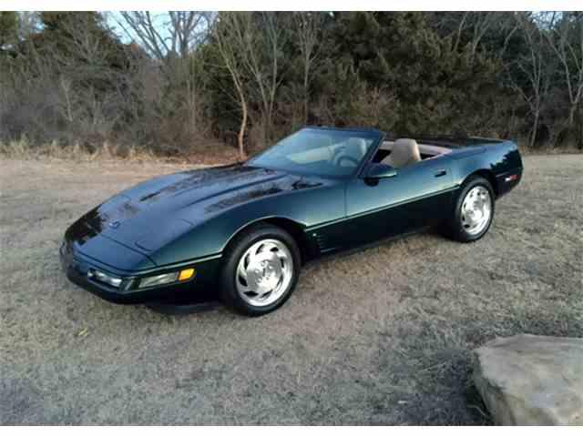 1995 Chevrolet Corvette | 956170