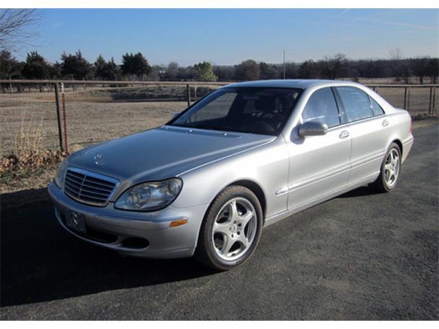 2005 Mercedes-benz 600S | 956186