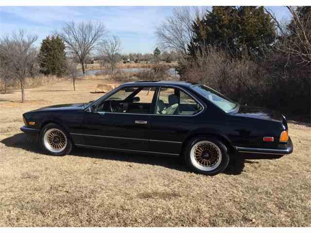 1985 BMW 635csi | 956187