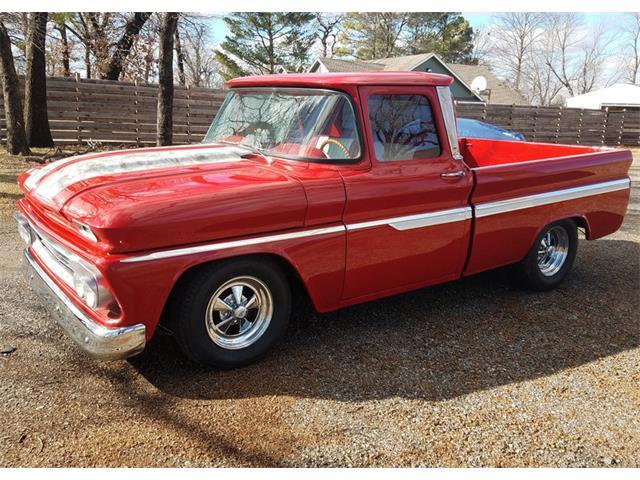 1960 Chevrolet C10 Fleetside Custom | 956188