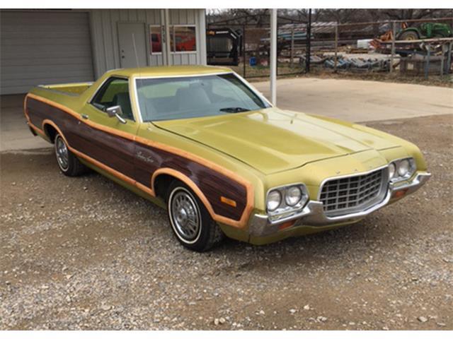 1972 Ford Ranchero | 956189