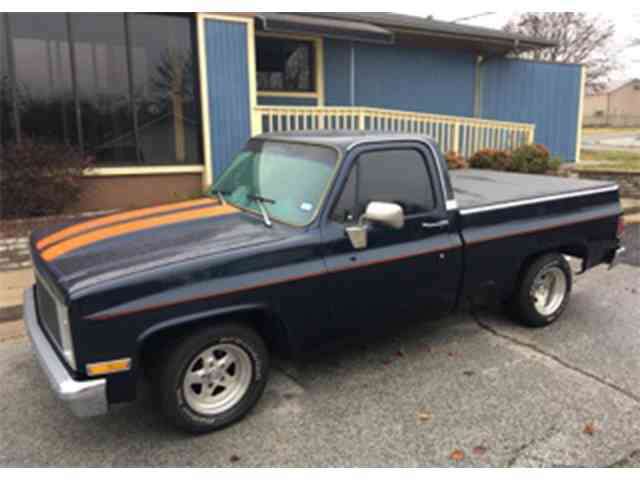 1984 Chevrolet Half Ton Custom Silverado | 956195