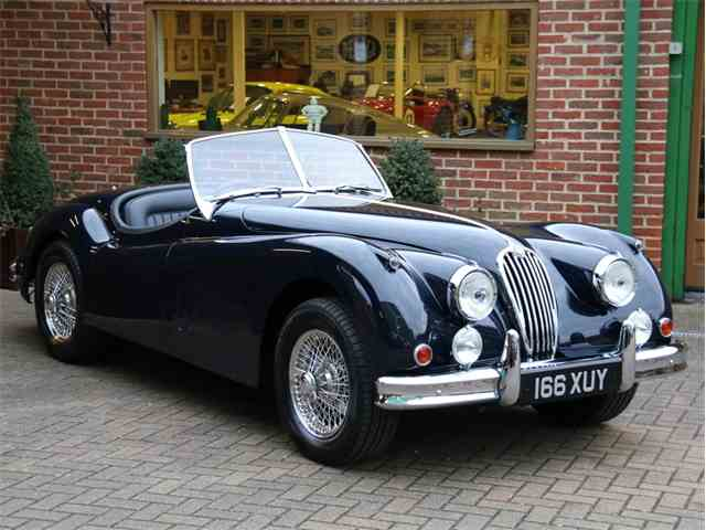 1956 Jaguar XK140 3.4 JD Sport roadster | 950062