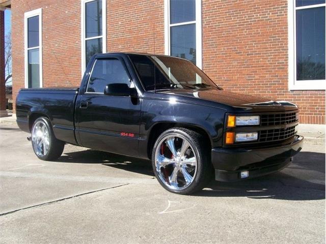 1992 Chevrolet K-1500  454 SS | 956206