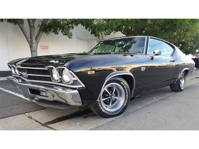 1969 Chevrolet Chevelle SS | 956209