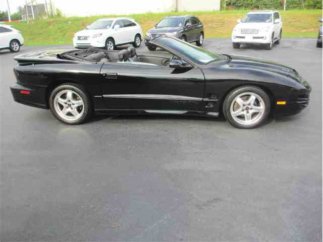 2002 Pontiac Firebird Trans Am | 956213