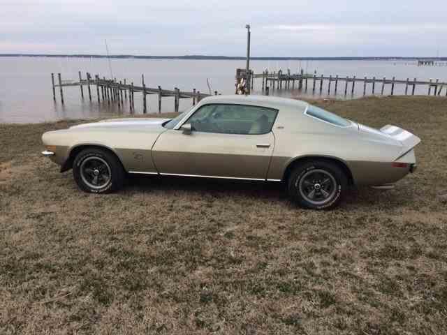 1973 Chevrolet Camaro Z28 | 956215
