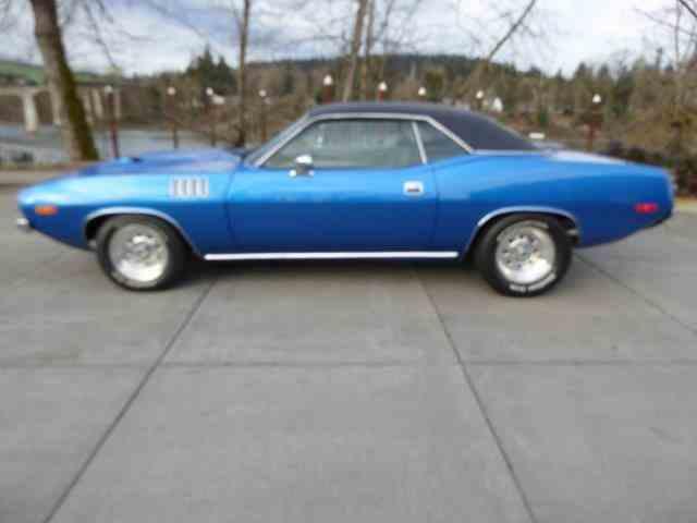 1973 Plymouth Cuda | 950622